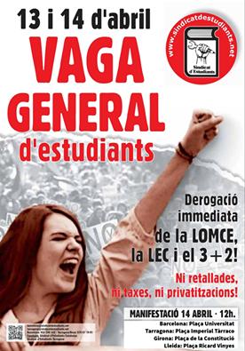 vaga de estudiants